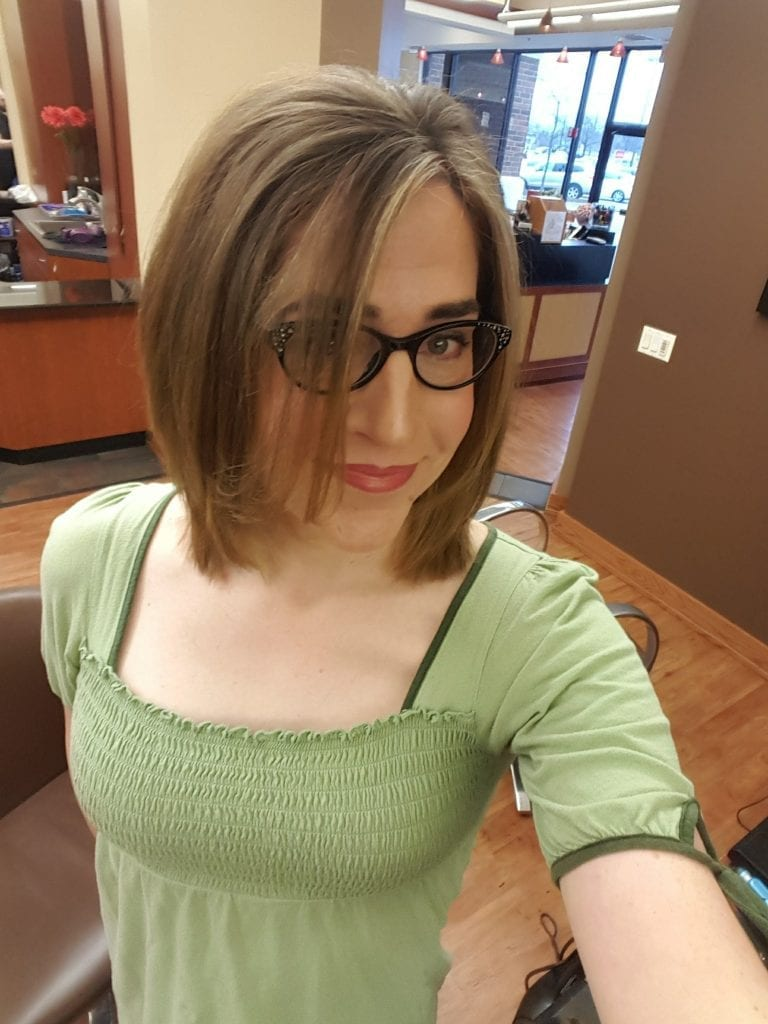 New season, New hair!